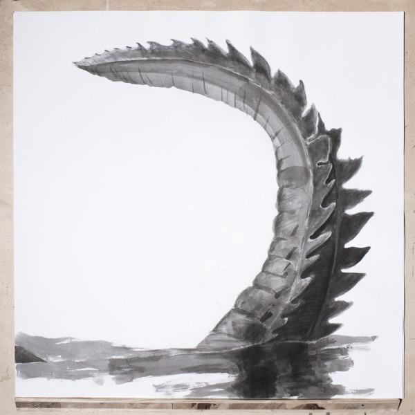Amalia Del Ponte, Ars memorie, 2015, C di coccodrillo