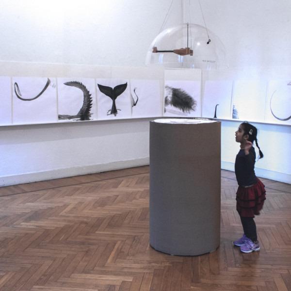Amalia Del Ponte 2015 Ars memoria Galleria Milano