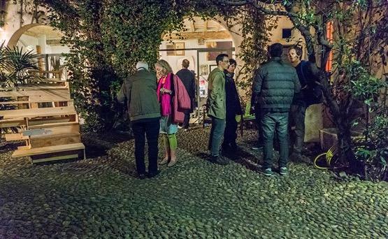 Air in the circle of zero, Paolo Lomazzi, Annamaria Del Ponte, Massimo Stenta, Chiara Campanile, Enej Gala, Eric Gerini, Vittorio Cavallini, ph Maria Rosa Toscani Ballo