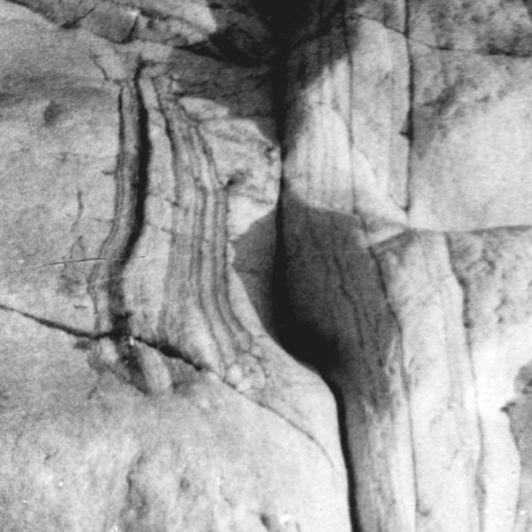 Rocce di fiume, 1957, ph Amalia Del Ponte