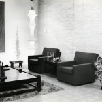 Scultura nella casa, 1965, Galleria Montenapoleone di Milano, ph issima