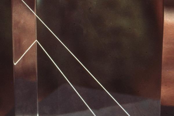Amalia Del Ponte, Tropo n° 05, 1965, ph Arno Hammacher, dettaglio
