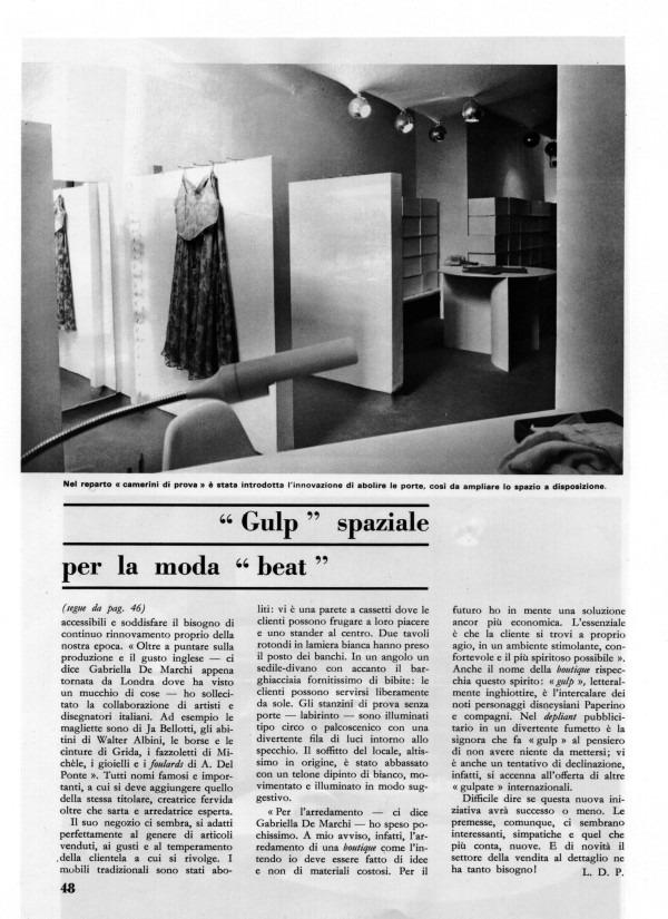 L.D.P., articolo del 1965
