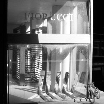 Negozio Fiorucci 1967, design by Amalia Del Ponte, maquette, ph Henrik Blomqvist
