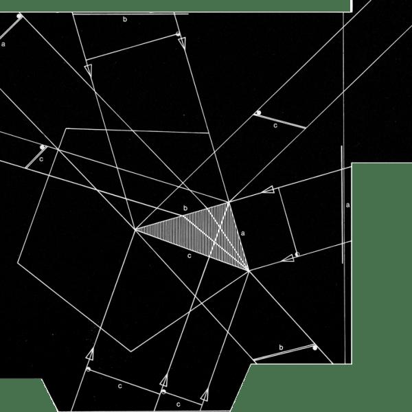 Amalia Del Ponte 1968 Ipotesi per un grande tropo studio