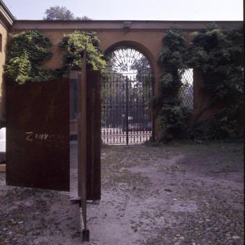 Amalia Del Ponte, U.S.A., 1972, Padiglione d'Arte Contemporanea di Milano