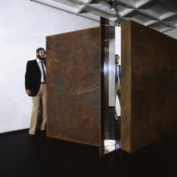 Amalia Del Ponte, U.S.A., 1972, Salone Annunciata di Milano con Carlo Grossetti