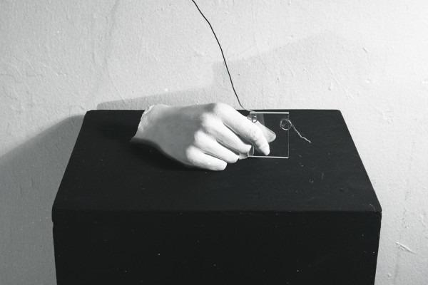 Amalia Del Ponte, Verità da laboratorio o ritualità del fuoco?, 1978, ph Gwenn Thomas