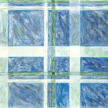 Amalia Del Ponte, Tavolo di marmo ad intarsio, dettaglio