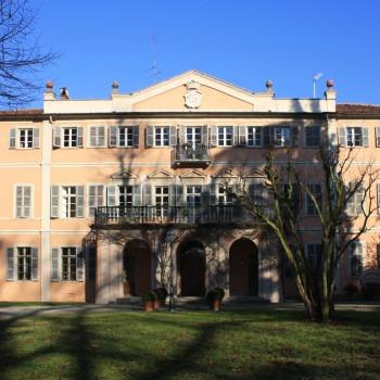 Amalia Del Ponte, Villa Bocca, 1983, Torino, facciata
