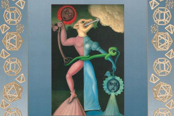 Arte/Alchimia, 1986, Padiglione Italia dei Giardini di Castello di Venezia