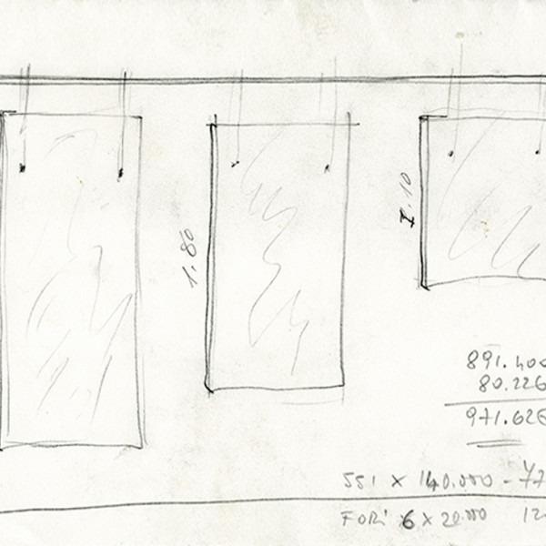 Amalia Del Ponte 1992 Ipotono studio Forma del Suono
