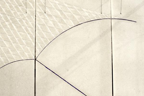 Amalia Del Ponte, Aria della freccia, 1994, dettaglio