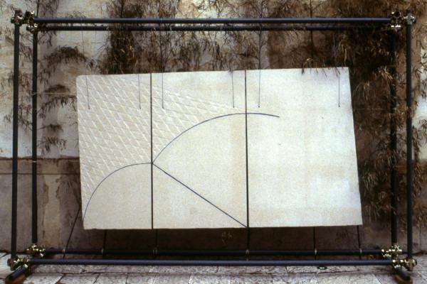 Amalia Del Ponte 1995 Aria della freccia Villa Tiepolo-Passi