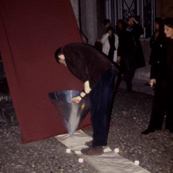 Amalia Del Ponte, Buttar via l'ego, 1996