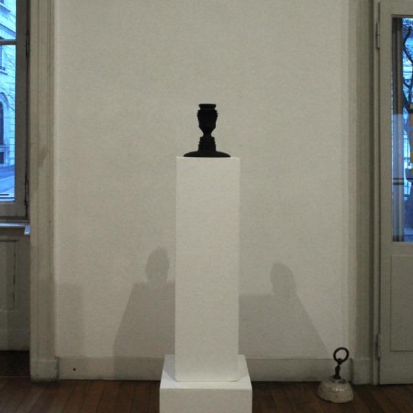 Amalia Del Ponte 2011 Io Galleria Milano