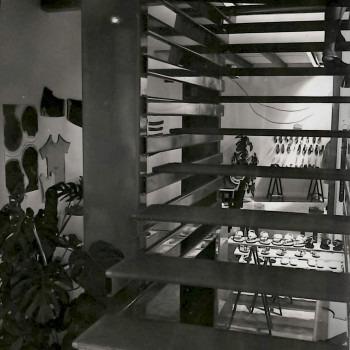 Negozio Fiorucci 1967, design by Amalia Del Ponte