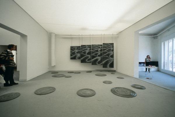 Sala personale al Padiglione Italia, 1995, Biennale di Venezia