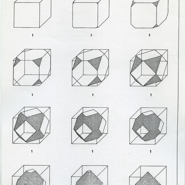 Amalia Del Ponte, Intuizione alla conoscenza dei fatti, 1974