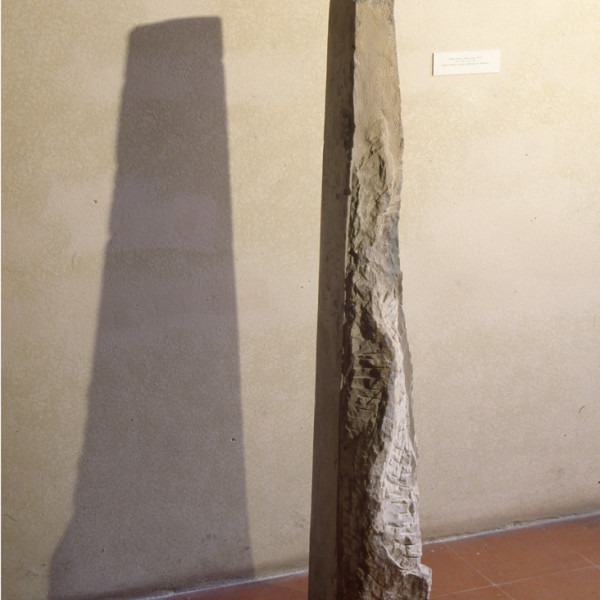 Amalia Del Ponte 1978 Senza titolo senza nome Casa del Mantegna Mantova