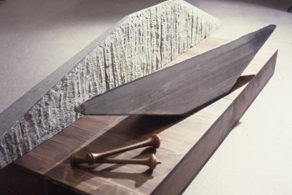 Amalia Del Ponte, Consonanze, 1986, Galleria Belvedere, Milano 1994