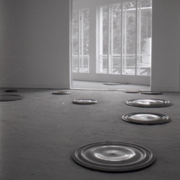 Amalia Del Ponte 1995 Musica in gocce Biennale di Venezia