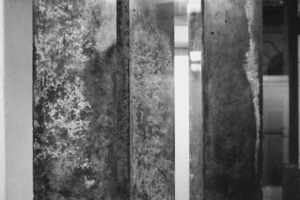 Amalia Del Ponte, Omaggio a Borges: Finzioni, 1972, Salone Annunciata di Milano