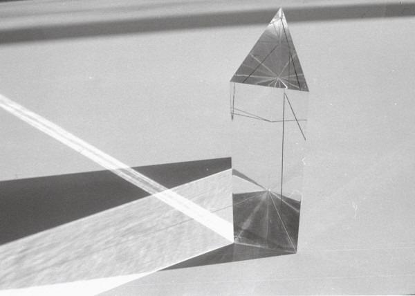 Amalia Del Ponte, Tropo n° 3, 1965, ph Cantarella
