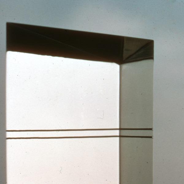 Amalia Del Ponte, Tropo n° 4, 1965, ph Arno Hammacher