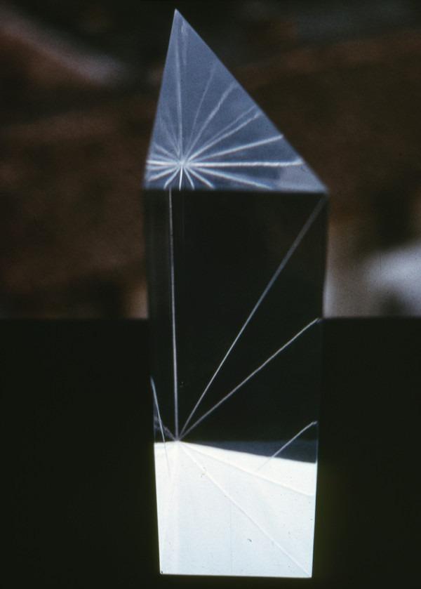 Amalia Del Ponte, Tropo n° 5, 1965, ph Arno Hammacher