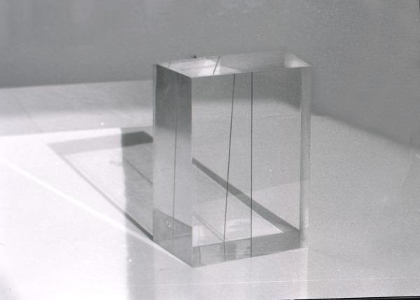 Amalia Del Ponte, Tropo n° 10, 1966