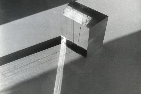 Amalia Del Ponte, Tropo n° 10, 1966, ph Cantarella