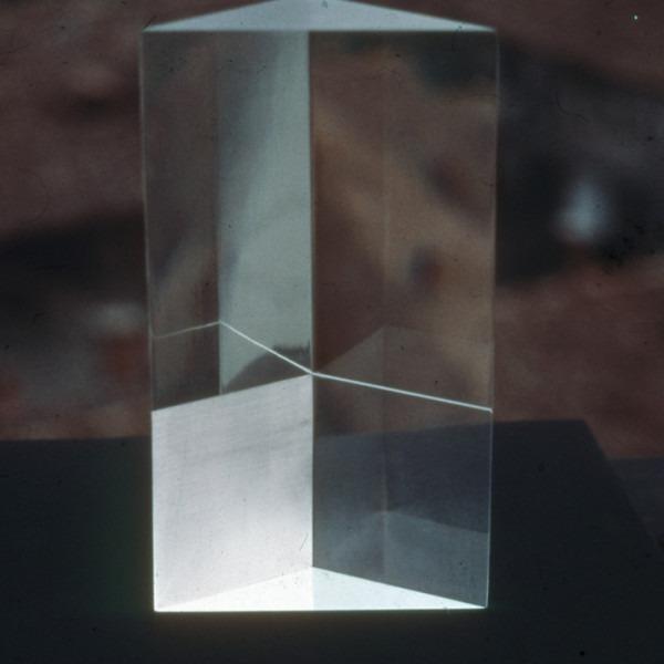 Amalia Del Ponte, Tropo n° 24, 1966, ph Arno Hammacher