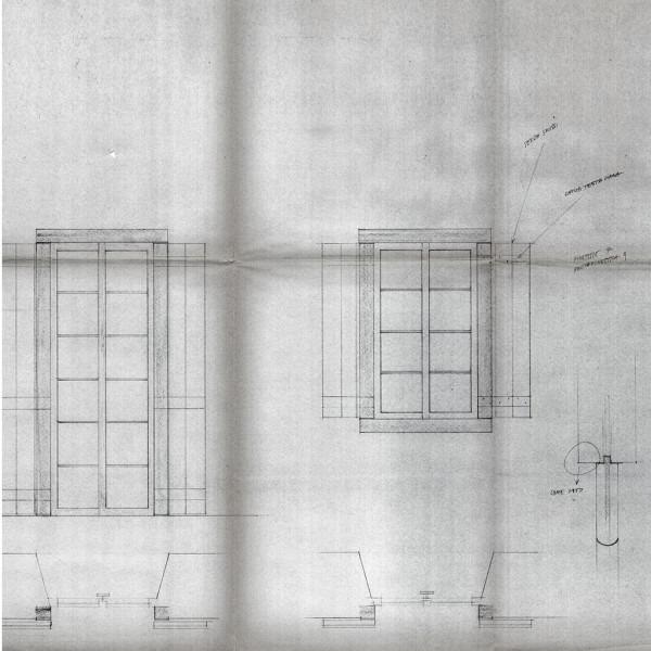 Amalia Del Ponte, Progetti per Roccolo di San Viglio (BG), 1978-1980