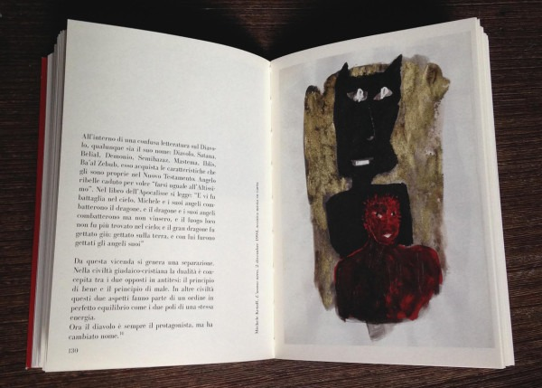 Amalia Del Ponte, Frammenti di testamenti, 2016, libro d'artista