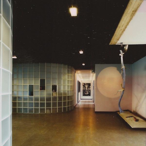 Amalia Del Ponte, Uffici Termigas, 1999, Bergamo, ph Arno Hammacher