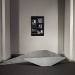 Onde lunghe e brevissime: exhibition view con 'Consonanze' (1986) e disegni e fotografie d'archivio, Studio Museo Francesco Messina, fotografia Emiliano Biondelli
