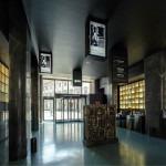 Amalia Del Ponte, Onde lunghe e brevissime, 2017, ingresso del Museo del Novecento