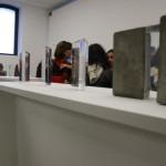 Amalia Del Ponte, Onde lunghe e brevissime, vernissage Museo del Novecento, 2017