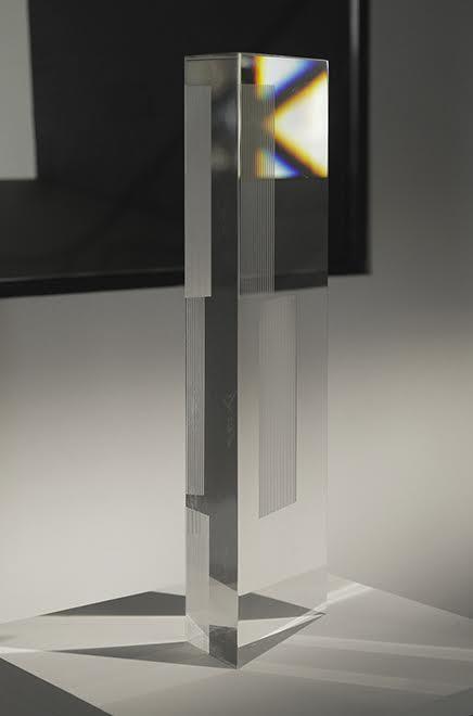 Amalia Del Ponte, Sessantotto, 1968, plexiglass, ph Daniele Savi