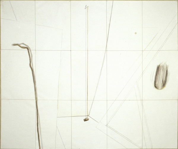 Amalia Del Ponte, Still life, 1980
