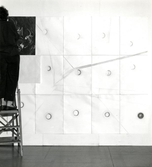 Amalia Del Ponte, Uroboros, 1980, ph Ballo&Ballo